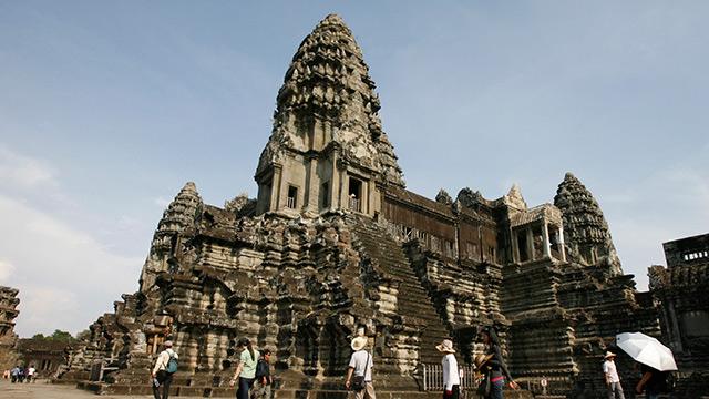 ТОП 5 лучших мест для посещения туристами вКамбодже