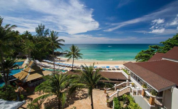 5 лучших пляжных отелей Азии для романтическогоотдыха