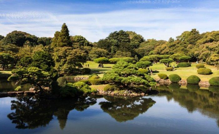 Самые популярные достопримечательности Токио