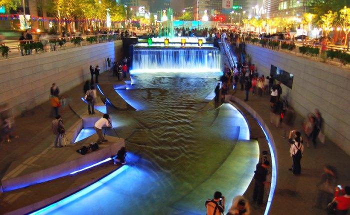 Изумительные места в Сеуле (ЮжнаяКорея)