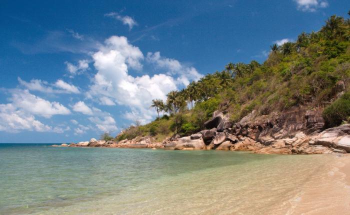 5 островов для первого визита вТаиланд