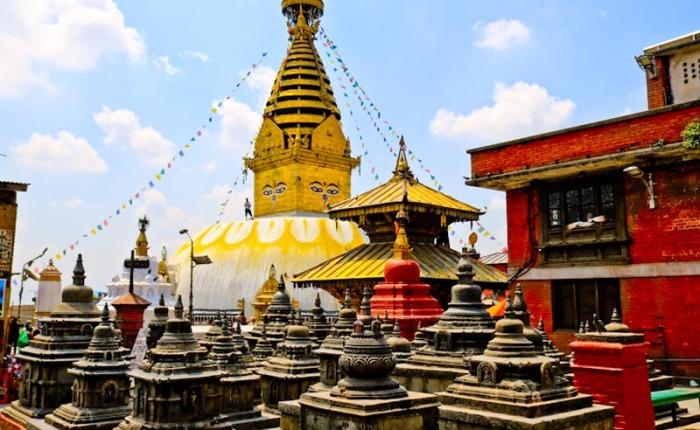 ТОП 6 Мест для посещения в Катманду,Непал