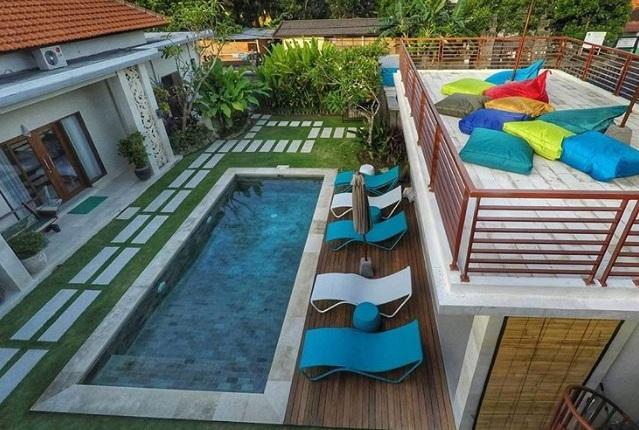 Лучшие хостелы в Чангу,Бали