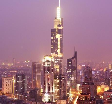 Самые высокие здания в Китае2018