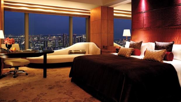 ТОП-5 лучших отелей класса люкс вТокио