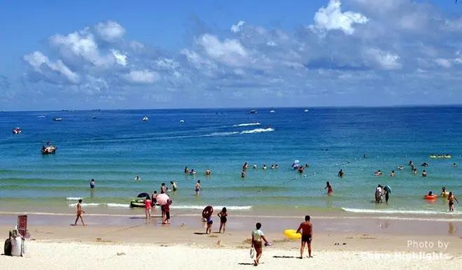 6 красивейших пляжейКитая