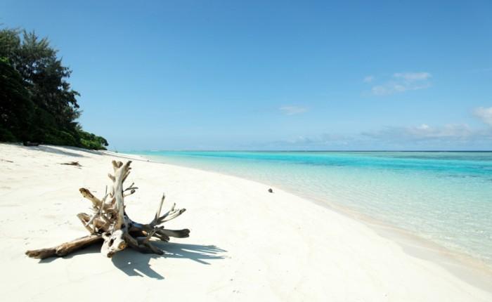 Самые красивые пляжи в Папуа-НоваяГвинея