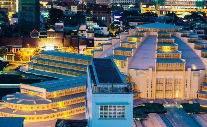 ТОП 5 рынков вПномпене