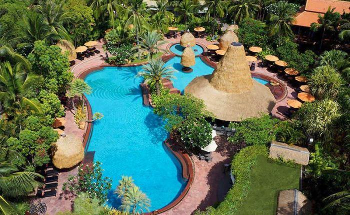 ТОП 10 отелей вХуахине