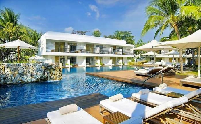 10 лучших пляжных курортов вХуахине